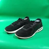 Sepatu asics gel promesa black ORI Size 41.5