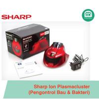 Generator Ion Plasmacluster ( Penghilang Bau & Bakteri Helm ) RED