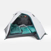 Tenda Camping Quechua Arpenaz Original FRESH & BLACK 3 Person Camping