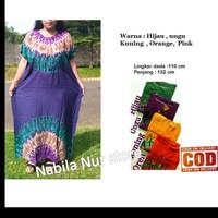 Baju tidur wanita hamil daster batik panjang jumbo murah lowo indian