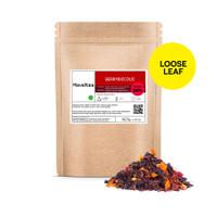 BERRYBISCOUS   Big Tin   Haveltea   Fruit Tea   Berry Hibiscus - Big Pouch