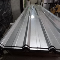 Spandek 0,3mm Real x 6m / Spandeck Galvalum / Atap Spandek