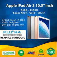 Apple iPad Air 3 64GB 256GB Wifi Cellular 64 256 GB Garansi 1 Tahun