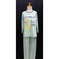 Baju Tidur Anak Cewek Anne Claire (GOODNIGHT) st.lengan pjg celana pjg