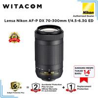 Lensa Nikon AF-P DX 70-300mm f/4.5-6.3G ED
