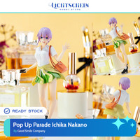 Pop Up Parade Ichika Nakano Minor Box Damaged