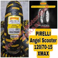 120/70-15 Pirelli Angel Scooter - Ban Motor Ring 15 - Ban Depan XMAX