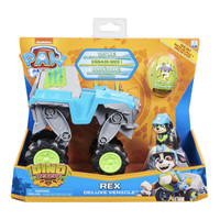 Paw Patrol Chase Dino Rescue - Rex Deluxe Vehicle