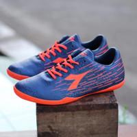 murah Sepatu Futsal Diadora Keren White Fifty 7