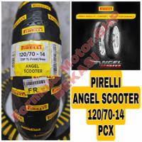 120/70-14 Pirelli Angel Scooter - Ban Motor Ring 14 - Ban Depan PCX
