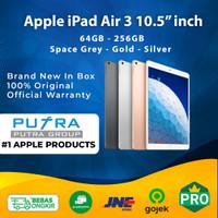 (IBOX) iPad Air 3 64GB 256GB Garansi Resmi TAM Wifi Cellular 64 256