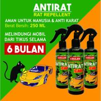 Spray Pengusir Tikus Alami Anti Karat Untuk Mobil dan Rumah