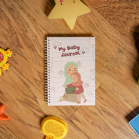My Baby Journal - COVER C