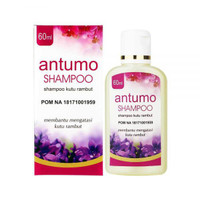 ORIGINAL Antumo Shampoo II Shampo Anti Kutu