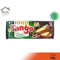 PACK Tango Wafer Choco Series Choco Tiramisu Coklat Tiramisu - 130gr