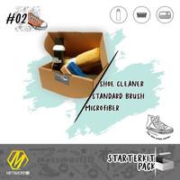 Pembersih Sepatu Sneaker METAMORF SHOE CLEANER 100ML