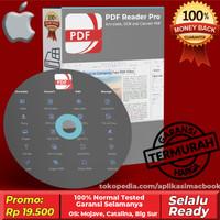 PDF Reader Pro aplikasi untuk buka, edit, dan Convert PDF di Macbook