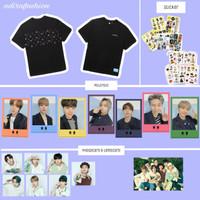 Baju BTS unofficial sowoozo free LC+PC+polaroid+sticker+pen bt21