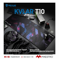 Mousepad Gaming Rexus T10 Speed Edition