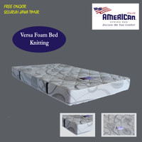 American Pillo Foam Versa Kasur Busa Knitting [Mattress Only]