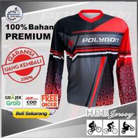 Kaos Jersey Sepeda MTB Oneal Baju Jersy Sepeda Gunung Downhill Cross