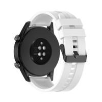 Strap Silicone 20mm - Lenovo S2 Smartwatch - Putih