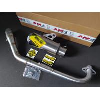 Knalpot Racing Norifumi Gtx Pro New Old Jupiter Z1 Z 135 150 Mx King