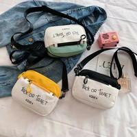 SLING BAG WANITA MINI TRICK OR TREAT / TAS BAHU / TAS SELEMPANG KOREA