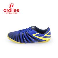 Ardiles Men Desailly FL Sepatu Futsal - Biru Royal Hitam
