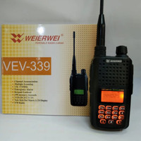 HT HANDY TALKIE WEIERWEI VEV-339 VHF