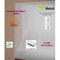 Orient Baking Parchment Paper Germany 40x60 cm (41 gsm - Thicker)