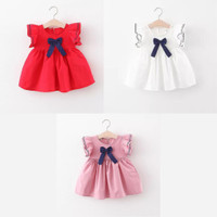 DRESS BAYI PEREMPUAN / GAUN BAYI / DRESS BAYI / DRESS ANAK / BAJU ANAK
