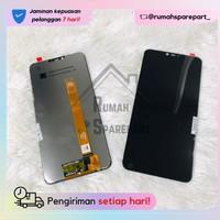 LCD+Touchscreen Oppo A3s/ Realme C1/ Realme 2 Univ Ori Full Set-Hitam