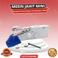 Mesin Jahit Tangan portable / Handy Stitch Mini Portable Sewing Murah