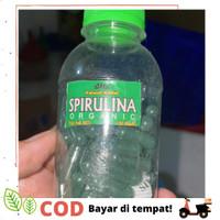 SPIRULINA NATURAL HERBAL / MASKER ORGANIC 100 kapsul