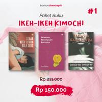 Paket Buku Ikeh-Ikeh Kimochi 1