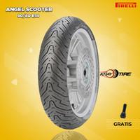 Ban Motor Matic // PIRELLI ANGEL SCOOTER 90/80 R14 Tubeless