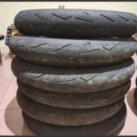 ban motor balap pirelli (ex race) 100/ 80 ring 17