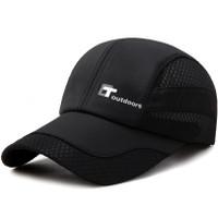 Topi Outdoor Pria Wanita QUICK DRY Topi Olahraga Baseball CAP Premium