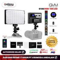 GVM 10S-RGB LED Video Light