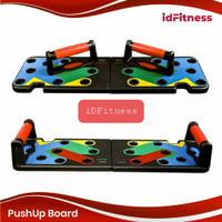Alat Fitness Push Up Board