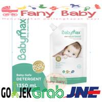 Babymax (1350ml) Baby Safe Detergent