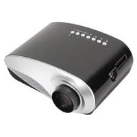 Infocus Infokus Proyektor Mungil Led Mini Projector H100 TV Tuner