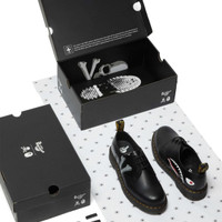Bape x Mastermind x Dr Martens Shoes Limited Special Edition