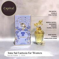Anna Sui Fantasia Woman Edt 75ml