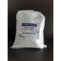 Baking soda / sodium Bicarbonate / soda kue