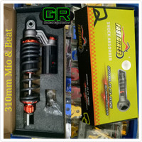 SHOCKBREAKER FASTBIKERS 310mm 310mm MIO BEAT VARIO150 COPY KTC - 310mio/beat