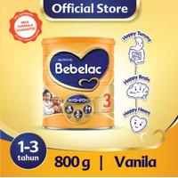 BEBELAC 3 VANILA 800GR