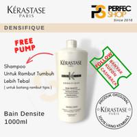 KERASTASE BAIN DENSITE 1000ML - SHAMPOO (RAMBUT TUMBUH LEBIH TEBAL)