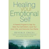 BUKU MURAH Healing Your Emotional Self: A Powerful Program to Help You
